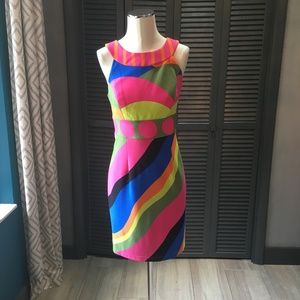MAUDE INSPIRED DRESS| COLORFUL